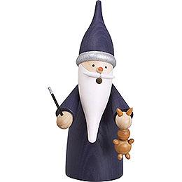 Smoker  -  Gnome Magician  -  16cm / 6 inch