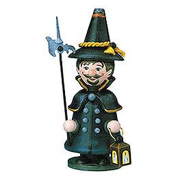 Smoker  -  Gnome Nightwatchman  -  14cm / 5,5 inch