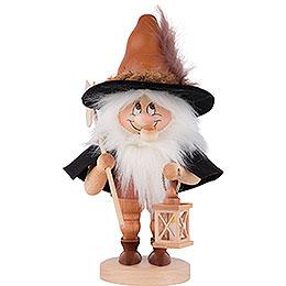 Smoker  -  Gnome Nightwatchman  -  33,0cm / 13 inch