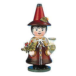 Smoker  -  Gnome Sandel Fairy  -  14cm / 5,5 inch