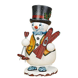 Smoker  -  Gnome Ski Teacher 14cm / 5 inch