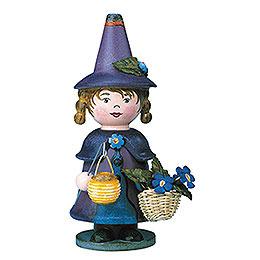 Smoker  -  Gnome Violet  -  14cm / 5,5 inch