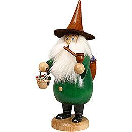 Smoker  -  Herb - Dwarf Green  -  19cm / 7.5 inch