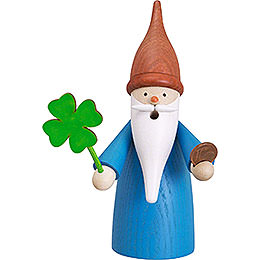Smoker  -  Lucky Gnome  -  16cm / 6 inch