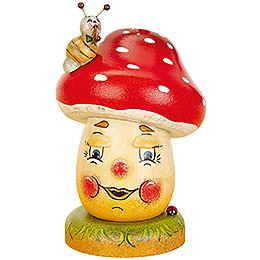Smoker  -  Lucky Mushroom  -  12cm / 5 inch