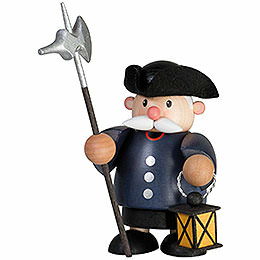 Smoker  -  Night Watch Man  -  10cm / 3.9 inch