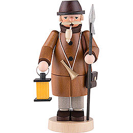Smoker Nightwatchman brown  -  20cm / 7.9 inch