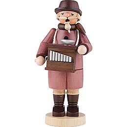 Smoker Organ Grinder  -  20cm / 7.9 inch