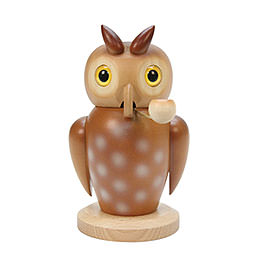 Smoker  -  Owl  -  18,0cm / 7 inch