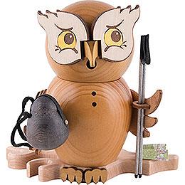 Smoker  -  Owl Hiker  -  15cm / 5.9 inch