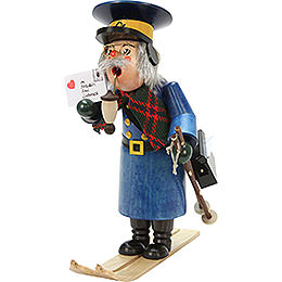 Smoker  -  Postman with Ski  -  27cm / 11 inch