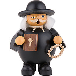 Smoker  -  Priest Protestant  -  14cm / 5.5 inch