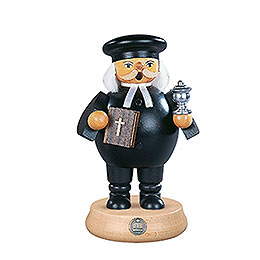 Smoker  -  Priest Protestant  -  18cm / 7 inch