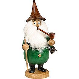 Smoker  -  Rooty - Dwarf Green  -  19cm / 7 inch