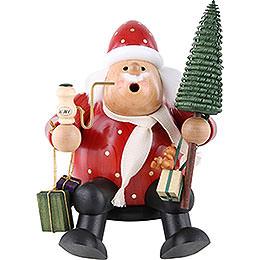 Smoker  -  Santa Claus  -  26cm / 10 inch