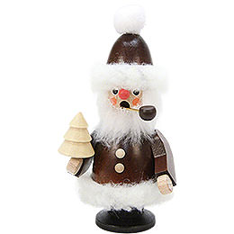 Smoker  -  Santa Claus Natural Colors  -  12,0cm / 5 inch