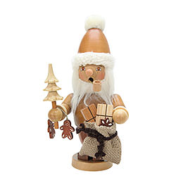 Smoker  -  Santa Claus Natural Colors  -  21,0cm / 8 inch