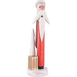 "Smoker  -  ""Shabby Chic""  -  Santa  -  40cm / 15.7 inch"
