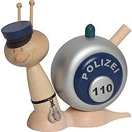 Smoker  -  Snail Sunny Police Snail  -  16cm / 6.3 inch