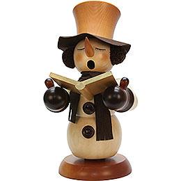Smoker  -  Snowman Singer Natural  -  60cm / 24 inch