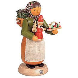 Smoker  -  Toy Salesman  -  25cm / 10 inch