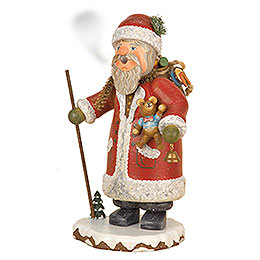 Smoker  -  Winterchild Santa Claus   -  20cm / 8 inch
