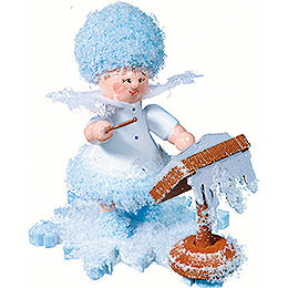Snowflake as Conductor  -  5cm / 2 inch