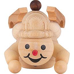 """Snowman  -  Junior """"Bellyflatter""""  -  3cm / 1.2 inch"""