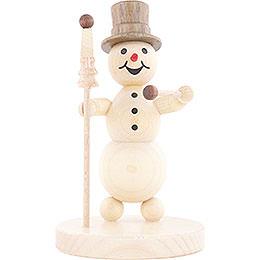 Snowman Musician Chime  -  12cm / 4.7 inch