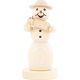 Snowwoman with Baby  -  11cm / 4.3 inch