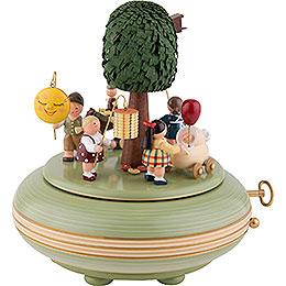 Spieldose Spieldose Lampionfest  -  18cm
