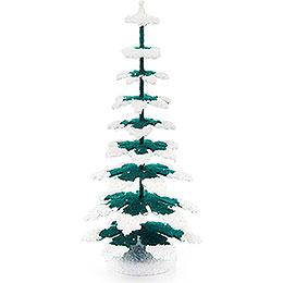 Spruce  -  Green - White  -  13,5cm / 5.3 inch