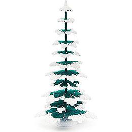 Spruce  -  Green - White  -  15cm / 5.9 inch