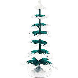 Spruce  -  Green - White  -  9cm / 3.5 inch
