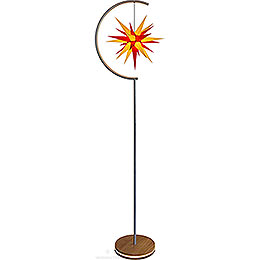 Star Lamp  -  Indoor use with I6 Yellow/Red  -  236cm / 93 inch