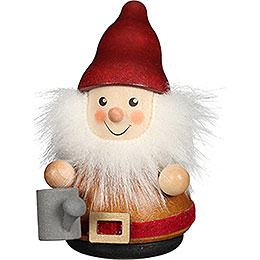Teeter Man Dwarf with Watering Can  -  8cm / 3.1 inch