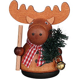 Teeter Man Moose Natural  -  7,5cm / 3 inch