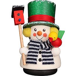 Teeter Snowman  -  8,5cm / 3.3 inch