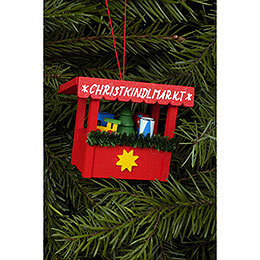 Tree Ornament  -  Christkindlmarkt Toys  -  6,3x5,3cm / 2.5x2.1 inch