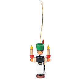 Tree Ornament  -  Miner  -  8cm / 3 inch