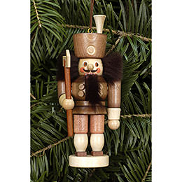 Tree Ornament  -  Miner Natural  -  11cm / 4 inch