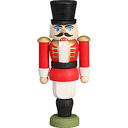 Tree Ornament  -  Nutcracker  -  Hussar Red  -  9cm / 3.5 inch