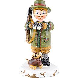 Winter Children Forester -  7cm / 3 inch