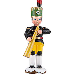 Winter Children Miner Russian Horn  -  9cm / 3.5 inch