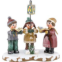 Winterkinder Ein Winterständchen  -  10cm