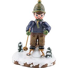 Winterkinder Schneeschuhfahrt  -  8cm