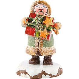 """Winterkinder""""Dankeschön""""  -  5cm"""