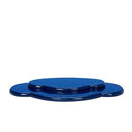 Wolke blau 2tlg.  -  B 28,5cm